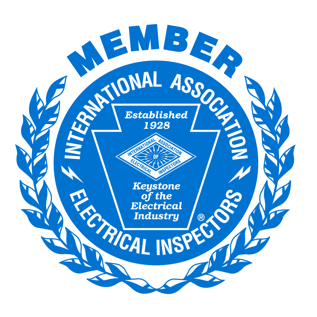 International Association of Electrical Inspectors Seal